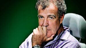CLARKSON: He has hosted BBC Topgear since 2002
