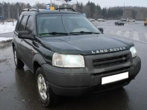 Landrover Freelander 2000 model