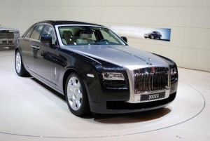 The Rolls Royce: Art Alade's ultimate car