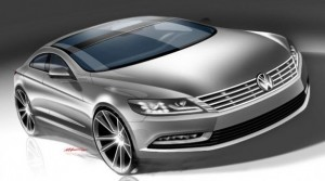 Luxurious Volkswagen CC: Now assembled at the VW Plant, Lagos, under Aromolaran's management